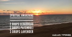 Spiritual Night Time Diffuser Blend Cedarwood Patchouli Lavender