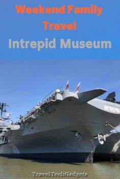 Weekend Family Travel & Ideas: Day On The Intrepid Family Vacation Destinations, Cruise Vacation, Vacation Trips, Vacation Travel, Family Vacations, Road Trip Packing, Road Trip Hacks, Travel Packing, Road Trips