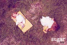 Vega y Carlota de Sugar Kids para Tous Kids&Baby