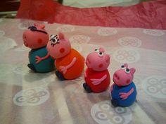 La familia Peppa Pig