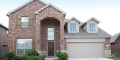 Frisco Isd! 5 bedroom 3 & one half baths.Master down,Study,Formal dining,game room,craft room, oversize bedrooms,custom paint, granite counter tops, breakfast bar, double ovens, mosaic tile accents, crown molding, cast stone fireplace, upgraded lighting,custom built-ins in master closet, large utility with room for fridge, large patio. Neighborhood amenities: Pool, splash park, playground and more!