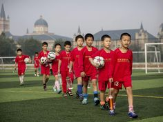 http://www.lamula.fr/china-football-academy-le-plus-grand-centre-de-formation-au-monde/  China Football Academy – Le plus grand centre de formation au monde !  #foot #football #sport #sports #chine