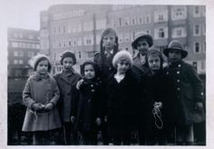 Anne Frank & friends