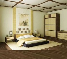 Attrayant Asian Inspired Bedrooms | Beautiful Asian Inspired Bedroom Set @  SIMcredible Sims3 | For My Daughters Room | Pinterest | Asian Inspired  Bedroom, ...