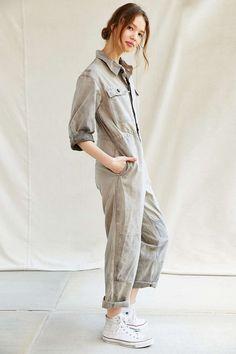 Urban Renewal Vintage Workwear Coverall