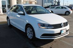 2015 Volkswagen Jetta 1.8T SE w Connectivity Exterior: Pure White (White) Status: In Stock Mileage: 13 Engine: Intercooled Turbo Regular Unleaded I-4 1.8 L/110 Transmission: Automatic STK #: J1820