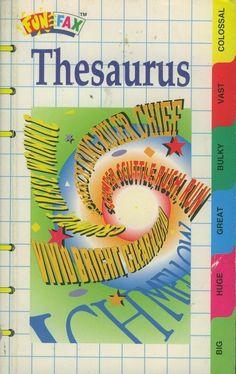 Thesaurus (Funfax) - Fran Pickering - Good - Paperback