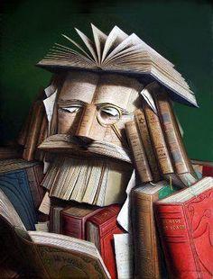Livros ~ Wow, what a guy!
