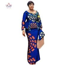 2020 womens african plus size clothing o neck plus size skirt set long sleeve africa clothes for women evening suit none Africa Clothing from Novelty & Special Use on AliExpress Plus Size Skirts, Plus Size Outfits, African Fashion Dresses, Fashion Outfits, African Clothes, Costume Africain, Suits For Women, Clothes For Women, Style Africain