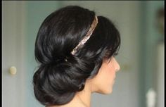 Great Wedding hairstyle  Ideas don't forget to visit us each for a chance to win a 100.00 AMEX gift card @ www.brides-book.com