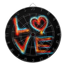 Love Dartboard #Love #Heart #Family #Marriage #Relationship #Holiday #Valentine #Game #DartBoard