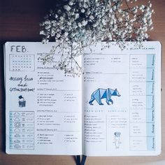"""646 curtidas, 12 comentários - bekki - 20 - languages student (@travelling_creating_bujo) no Instagram: """". february 5-11 spread . haven't posted in a few days :o I've been kinda busy preparing and…"""""""