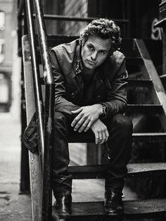 Mark Ruffalo, Photography SEBASTIAN KIM, Stylist ELIN SVAHN