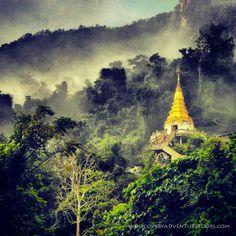 Wat Phra That Doi Suthep Temple in Chiang Mai Thailand