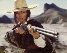 a girl's guide to guns | ... Post | Gunslinger Girls | Gun slinging girls are alive and well