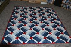 quilts of valor free patterns | Quilts of Valor by Linda