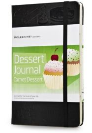 Moleskine Dessert Journal!