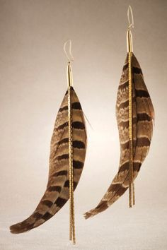 Fine Feathered Earring - Earrings, Jewelry | Soft Surroundings