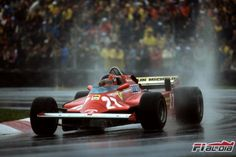 1979 at The Glen, in the rain was an incredible driving display.