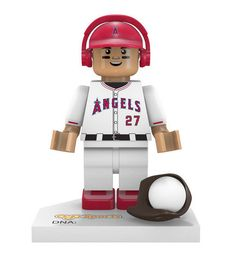 - Material: 100% Plastic - Compatible with other major building block brands - Features accessories, rotating forearms, bendable knees and gripping hands - For ages 6+ - Player likeness - Printed grap