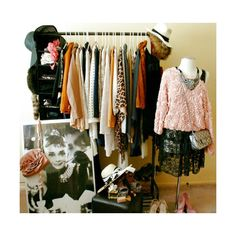 Catwalks&Limelights found on Polyvore featuring backgrounds, pictures, photos, closet and images