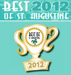 We were voted 2012 Best Attorney in St. Augustine!!!