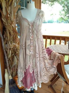 luv lucy crochet | 1000+ images about Upcycled Vintage Linens, Fabrics & Lace on ...