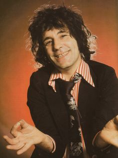 Alex Harvey (April 5, 1935 - February 4, 1982) American guitarist, singer and composer (The Sensational Alex Harvey Band).