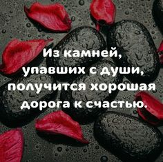 Of stones that fell from the soul, will be a good way to happiness. I have no stones in his bosom no resentment, anger, complaints and so I'm happy. Im Happy, Out Loud, True Words, Beautiful Words, Law Of Attraction, Quotations, Self, Language, Inspirational Quotes