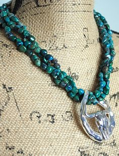 One Of A Kind Necklace - Simply M