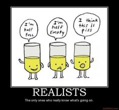 Gotta love the realists.