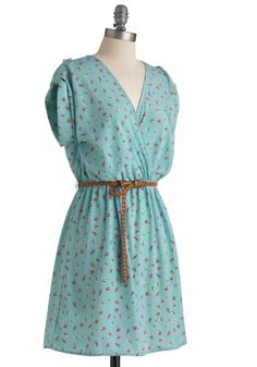 Songwriting Inspiration Dress, #ModCloth