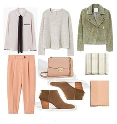 """""""Layers"""" by aneeqlondon on Polyvore featuring MANGO and modestfashion"""