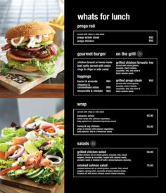 Weekend never tasted this good! Bite down into one of our delicious deli burgers at vida Dainfern for Gourmet Burgers, Salad Toppings, Bacon Avocado, Beef Patty, Whats For Lunch, Sirloin Steaks, Side Salad, Grilled Chicken