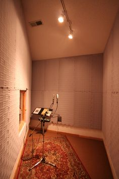 Sonex Valueline in the Vocal Booth at Virginia Arts Recording Studio: http://www.acousticalsolutions.com/118~virginia-arts-recording-rebuilds-acoustical-treatment