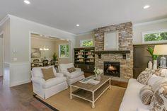 Fireplace, Great Room, Living Room, Design