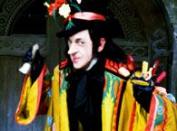 The 20 Scariest Characters Of Your Childhood --this was DEFINITELY mine...the child catcher from Chitty Chitty Bang Bang via shortlist magazine
