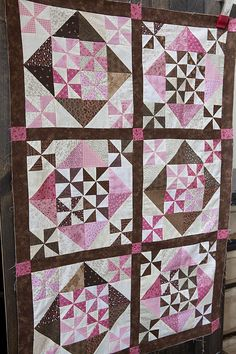If you're a quilter like me, you may have as many quilt tops as you have completed quilts. I really...