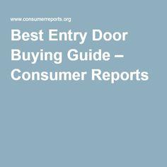 236 #417A8A  Entry Door Front Door Storm Doors Forward New Provia Entry Door pic Best Garage Doors Consumer Reports 3941236