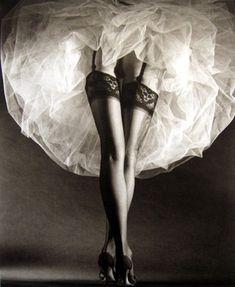 erin adempsey. horst p horst round the clock i new york gelatin silver print .1987