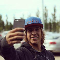 Sacandose selfies