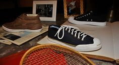 Converse: Jack Purcell in The Garden  #agenciarg5