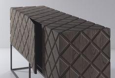 TIBERIO Sideboard  -  design Ferruccio Laviani  -  www.emmemobili.it