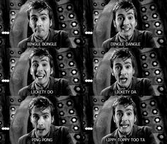 Bingle Bongle Proof that practically every gif from Doctor Who can be made into a Valentine. #doctor who valentine's gif