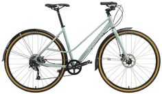 Kona Coco 2016  Wonderfully simple and beautifully smooth, the Coco makes commuting a stylish breeze.