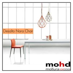 """""""Desalto Nara Chair - shop on Mollura Mohd home design"""" by mohd-homedesign ❤ liked on Polyvore featuring interior, interiors, interior design, home, home decor, interior decorating, Home, Trendy, homedesign and homeset"""