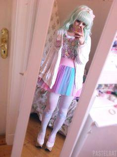 Pastelbat Fairy Kei.