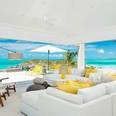 d8mart.com Beachfront Turtle Tail estate,Turks And Caicos Islands… #mansionhomes #realestate #architecture #mansion #luxury Mens Style