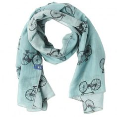 bicycle scarf.