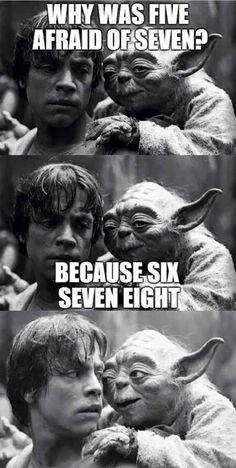 star wars jokes six seven eight